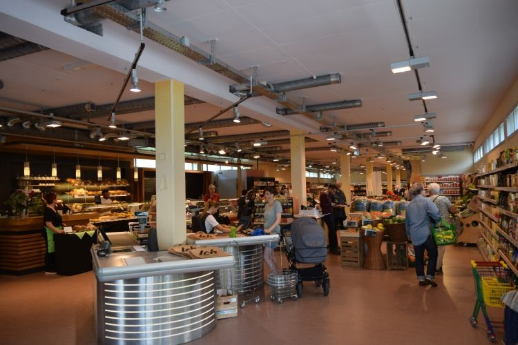 Biosupermarkt Stuttgart