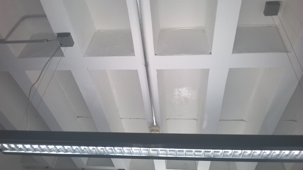 Decke Freischlag Büro Ulm